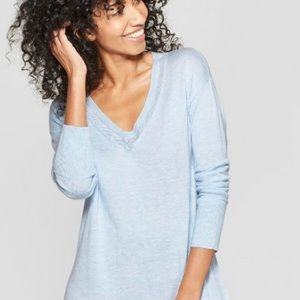 A new day small sweater light blue